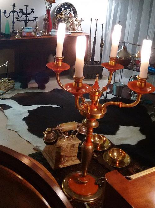 Lámpara candelabro