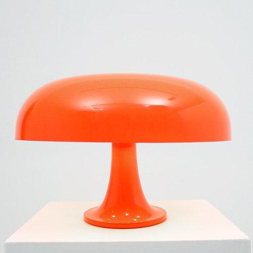 Lámpara seta, replica de Nesso