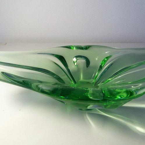 Cenicero cristal italiano