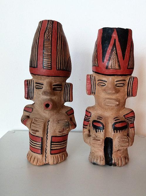 Figuras cerámica nicoyana