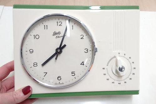 Reloj de cocina vintage