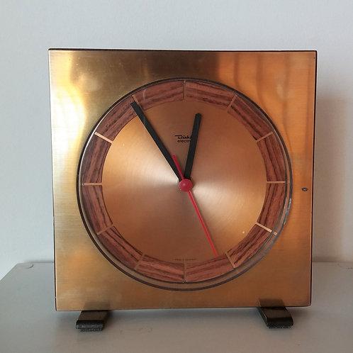 Reloj de sobremesa madera