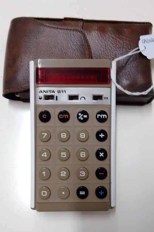Calculadora Anita 811