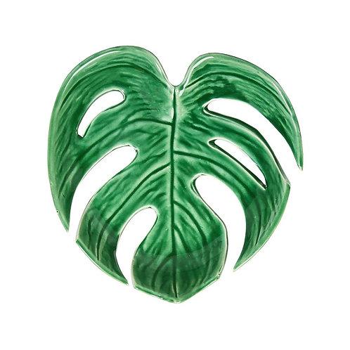 Monstera Leaf Dish - Small
