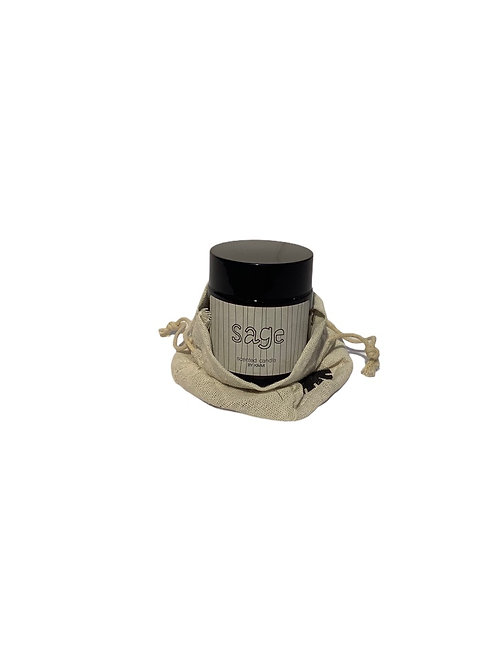 Sage Candle in Bag