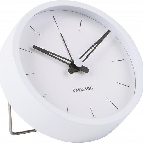 Karlsson Alarm Clock Lure - White