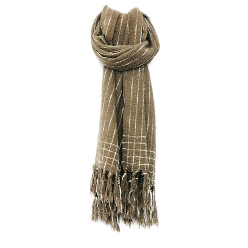 Alexis Olive Scarf