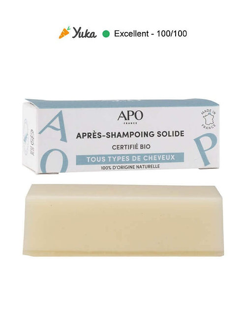 After-Shampoo (Conditioner) Solid Bar