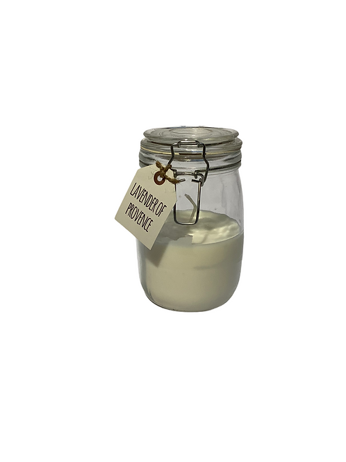 Lavender of Provence Candle in Pot