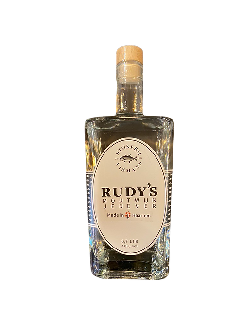 Rudy's Moutvijn Jenever