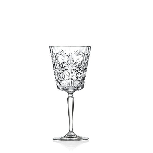 Tattoo Wine & Cocktail Glass