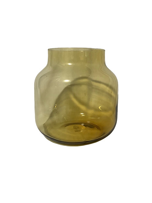 Amber Florence Vase - Medium