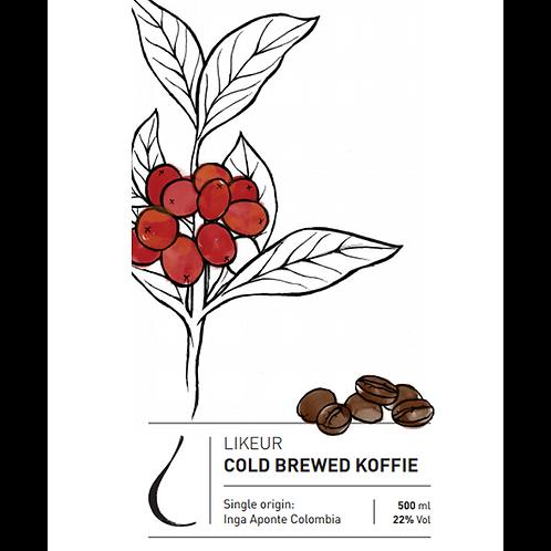 De Klein Distilleerderij - Cold Brewed Koffie Likeur