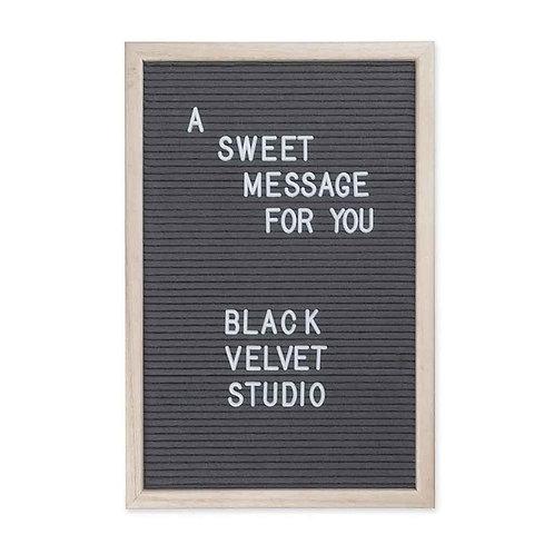 Word Wall Decoration - 45X30X2