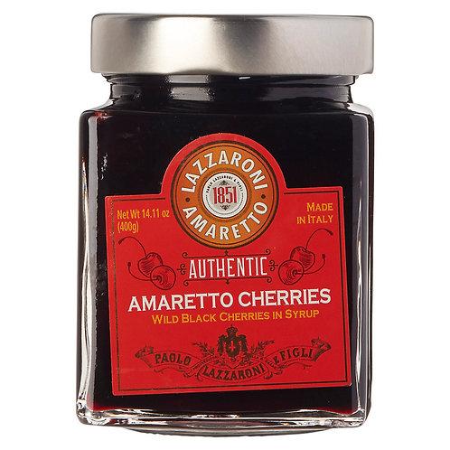 Lazzaroni - Amaretto Cherries (400g)