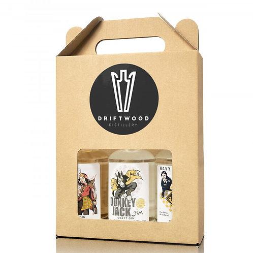 Driftwood Gin Gift Pack