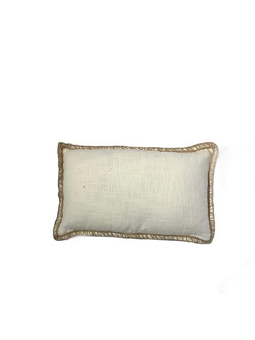 Sebu Cushion - Cream