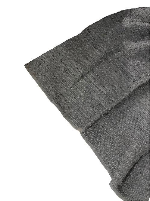 Rag Rug Grey 180x240