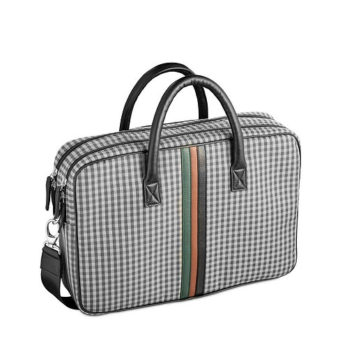 Enzo Vichy Computer bag