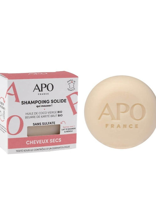 Shampoo Solid for Dry Hair