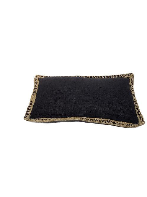 Sebu Cushion - Black