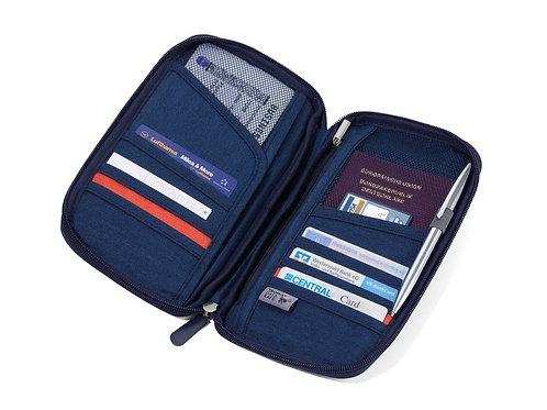 Safe Flight Travel Case - Blue