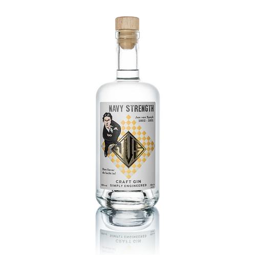 Driftwood JVS Navy Strength Gin