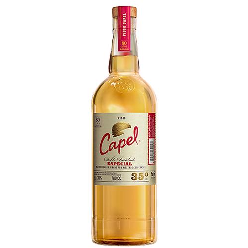 Pisco Capel Especial