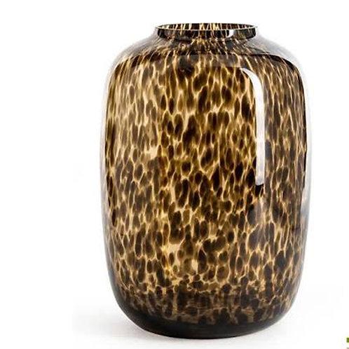 """Toronto"" Vase - Tiger Glass"