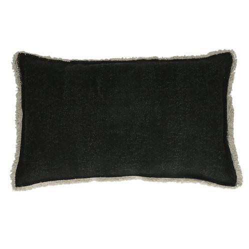 Tuvi Cushion - Black