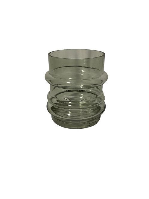 Band Vase - Green