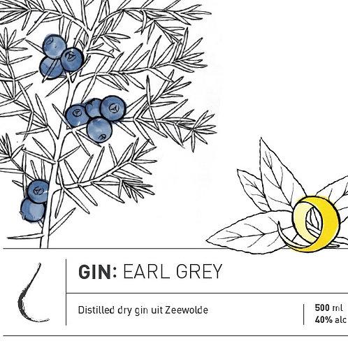 De Kleine Distilleerderij Earl Grey Gin