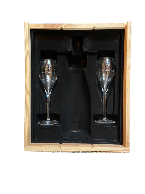 Moutardier - Gift Box with Glasses