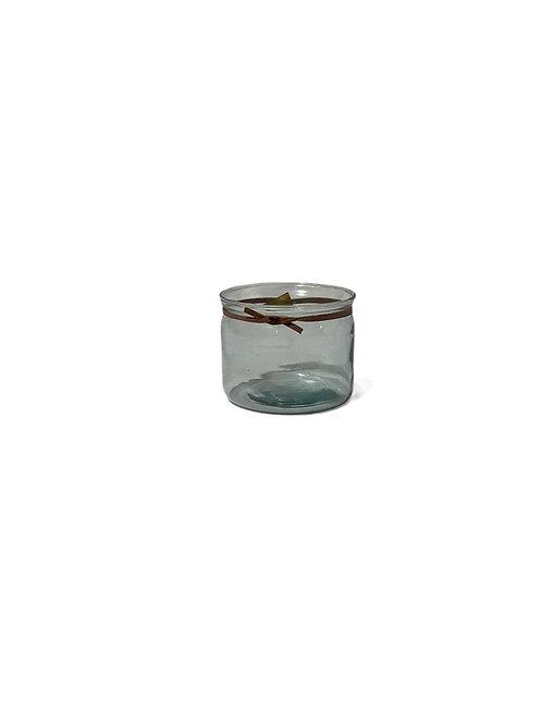 Recycled Glass Tealight - Medium