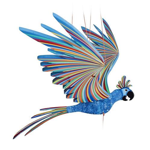 Hyacinth Macaw Mobile