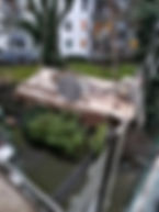 Balkonabbruch