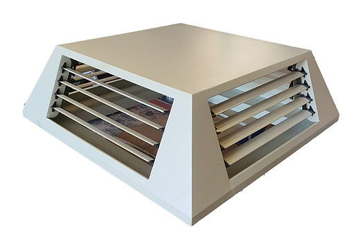 4 way Plenum box/ diffuser