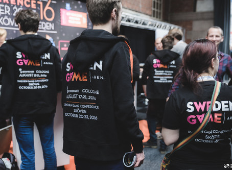 SWEDEN GAME ARENA GOES TO NORDIC GAME CONFERENCE