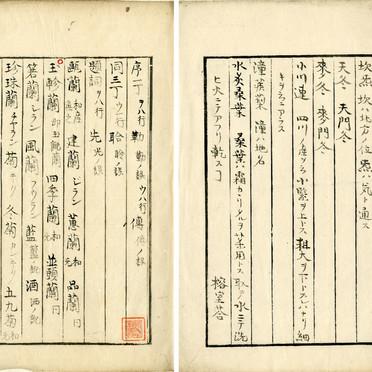 山本読書室草稿