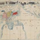六大界輿地図略