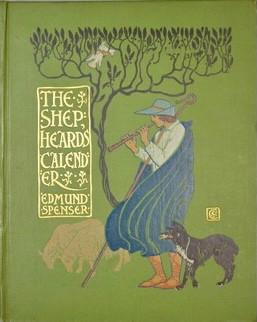 クレイン画 羊飼いの暦