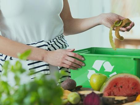 Manejo de resíduos em estabelecimentos alimentícios
