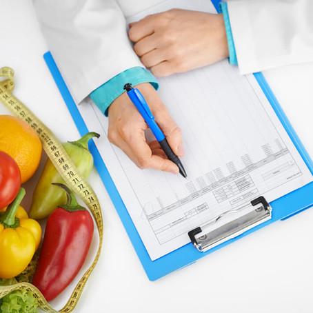 O que é Consultoria Nutricional?