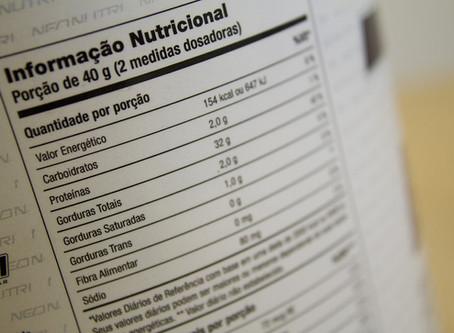 A contribuição das Tabelas Nutricionais para as restrições alimentares