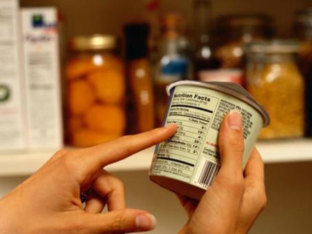 Meu produto precisa de uma Tabela Nutricional?
