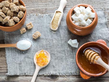 Como identificar os açúcares descritos no rótulo?