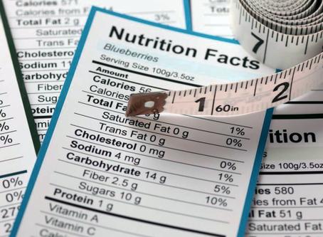 Tabela Nutricional: sua importância e poder de alavancar o seu negócio!