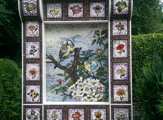 Summer Well Dressings in Derbyshire