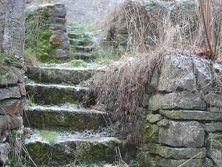 More winter walks in Tideswell, Peak District, Derbyshire.