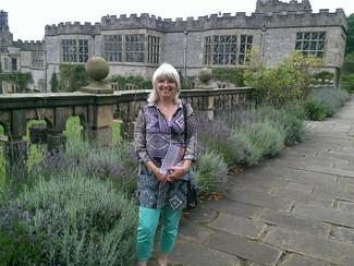 Haddon Hall Historic House and beautiful gardens